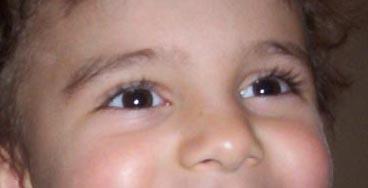 Occhi di bimbo